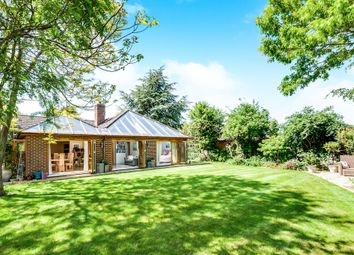 Thumbnail 4 bed detached bungalow for sale in Baker Street, Aston Tirrold, Didcot