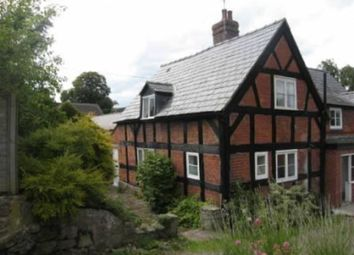 Thumbnail 2 bed semi-detached house to rent in The Cop, Yockleton, Shrewsbury