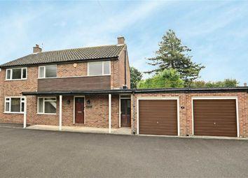 Thumbnail 4 bedroom detached house for sale in Bertie Road, Cumnor, Oxon