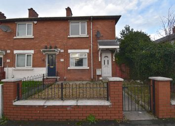 Thumbnail 2 bed end terrace house for sale in Tates Avenue, Belfast
