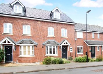 Thumbnail 4 bed terraced house for sale in Manhattan Way, Banner Brook, Coventry