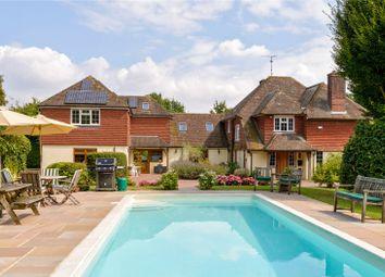 Thumbnail 6 bedroom detached house for sale in Westburton Lane, Bury, Pulborough, West Sussex