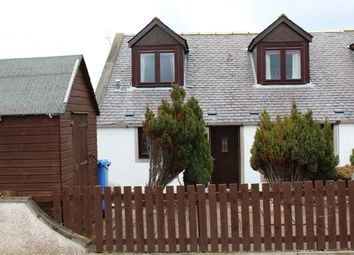 Thumbnail 2 bed semi-detached house for sale in 5 Seafield Court, Portessie, Buckie