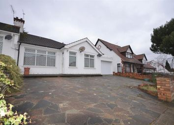 Thumbnail 3 bed bungalow to rent in Manor Drive, Wembley Park, Middlesex
