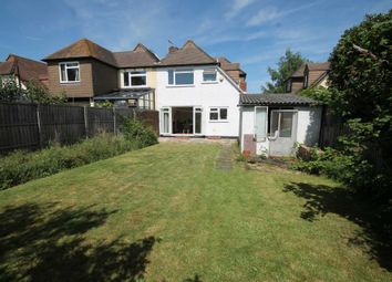 Thumbnail 4 bed semi-detached house to rent in Lawrence Avenue, Old Malden, Worcester Park