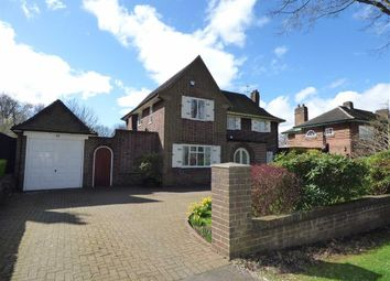 Thumbnail 4 bed detached house for sale in Abbots Way, Westlands, Newcastle-Under-Lyme