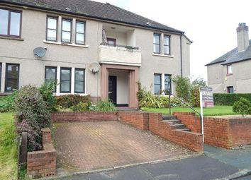 Thumbnail 2 bedroom flat for sale in 12 Grahamshill Terrace, Fankerton, Denny