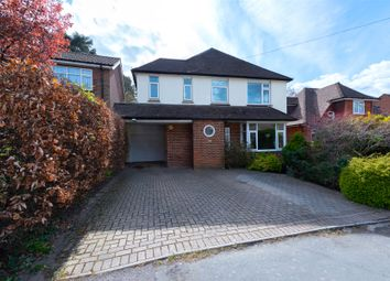 Thumbnail 4 bed detached house for sale in Diamond Ridge, Camberley