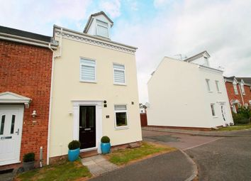 Thumbnail 3 bedroom end terrace house to rent in Stonechat, Aylesbury