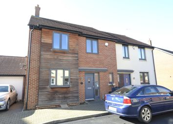 Thumbnail 4 bed semi-detached house to rent in Gauntlet Road, Brockworth, Gloucester