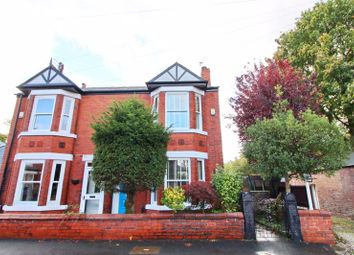 Thumbnail 3 bed semi-detached house for sale in Mabel Avenue, Roe Green, Worsley