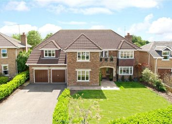 Thumbnail 5 bedroom detached house for sale in Turnberry Lane, Collingtree, Northampton
