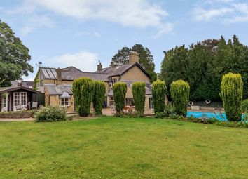 Thumbnail 7 bed country house for sale in Creeton Road, Little Bytham, Grantham