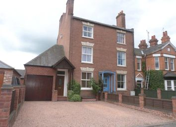 Thumbnail 4 bed semi-detached house for sale in London Road, Worcester, Worcestershire