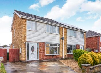 Thumbnail 3 bed semi-detached house for sale in St. Nicholas Drive, Grimsby