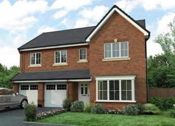 "Thumbnail 5 bedroom detached house for sale in ""The Buttermere"" at Low Lane, Acklam, Middlesbrough"