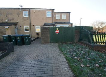 Thumbnail 1 bed end terrace house to rent in Gilbert Close, Coventry