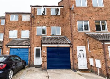 Thumbnail 3 bed town house for sale in Broomfield Road, Swanscombe