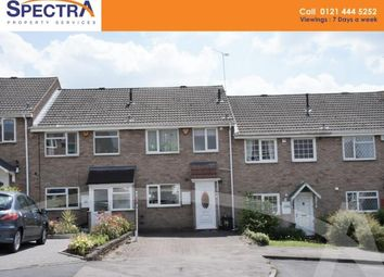 Thumbnail 3 bed terraced house to rent in Kennedy Grove, Stirchley, Birmingham
