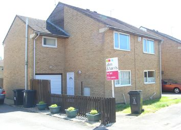 Thumbnail 3 bedroom property to rent in Bradenham Road, Grange Park, Swindon