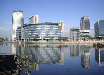 Thumbnail 1 bed flat for sale in Lightbox, Media City, Salford