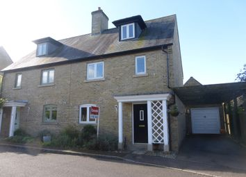 Thumbnail 3 bed town house for sale in Folly Lane, Blandford St. Mary, Blandford Forum