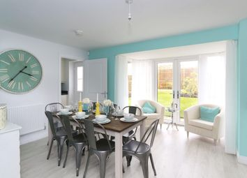 """Thumbnail 4 bed detached house for sale in """"Kennington"""" at Arnold Drive, Corby"""