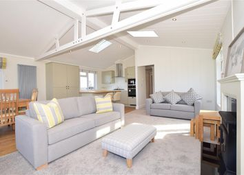 Thumbnail 2 bed mobile/park home for sale in Well Street, East Malling, West Malling, Kent