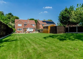Thumbnail 4 bed detached house to rent in The Street, Gooderstone, King's Lynn