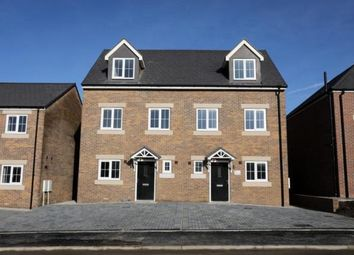 Thumbnail 3 bed semi-detached house for sale in Springfield Meadows, Salters Lane South, Darlington