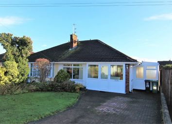 Thumbnail 2 bed semi-detached bungalow for sale in Orchard Close, Worle, Weston-Super-Mare
