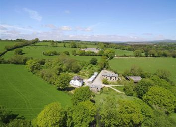 Thumbnail 4 bedroom farm for sale in Bere Alston, Yelverton