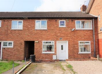 Thumbnail 3 bed terraced house for sale in Bigwood Drive, Sutton Coldfield