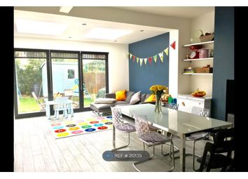 Thumbnail 3 bed terraced house to rent in Ascot Road, London