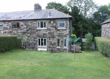 Thumbnail 3 bed semi-detached house for sale in Western Road, Stacksteads, Bacup, Lancashire