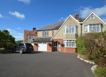 Thumbnail 5 bed semi-detached house for sale in Dorchester Road, Weymouth