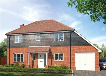Cranes Road, Sherborne St. John, Basingstoke RG24. 3 bed detached house