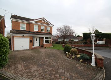 Thumbnail 4 bed detached house for sale in Paddock Croft, Swinton