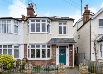Thumbnail 4 bedroom property for sale in Staunton Road, Kingston Upon Thames