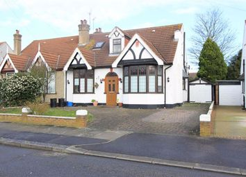 Thumbnail 3 bed bungalow for sale in Brownlea Gardens, Seven Kings, Essex