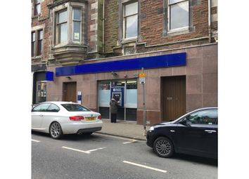Thumbnail Retail premises for sale in Former Royal Bank Of Scotland, 14, Dalrymple Street, Girvan, Ayrshire, Scotland
