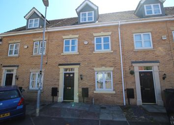 Thumbnail 3 bed terraced house for sale in Riseholme Close, Leicester