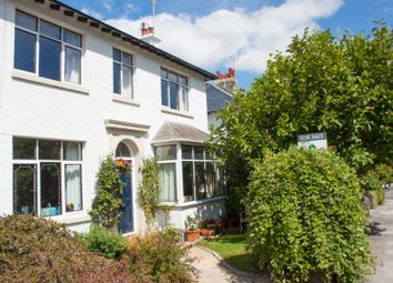 Thumbnail 5 bed detached house for sale in Compton Park Road, Mannamead, Plymouth