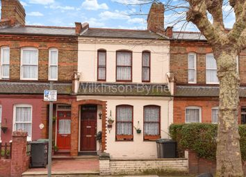 Thumbnail 3 bed terraced house for sale in Lymington Avenue, London