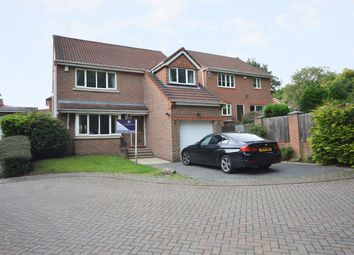 Thumbnail 5 bedroom detached house for sale in Woodlea Chase, Meanwood, Leeds, West Yorkshire