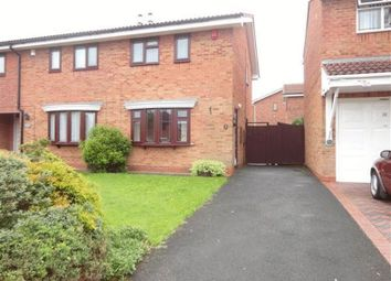 Thumbnail 2 bedroom semi-detached house to rent in Cookes Croft, Rea Valley Drive, Birmingham