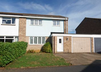 Thumbnail 3 bed semi-detached house for sale in Milton Close, Bicester