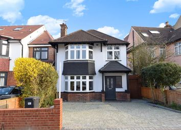 Thumbnail 3 bed detached house for sale in Pollards Hill South, London