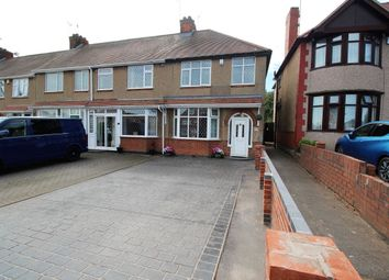 Thumbnail 3 bed semi-detached house for sale in Vicarage Lane, Ash Green, Coventry