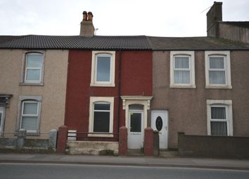 Thumbnail 2 bed terraced house to rent in Station Road, Flimby, Maryport